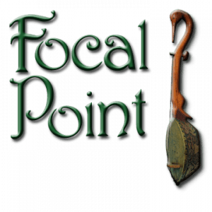 Logo for The Focal Point music venue